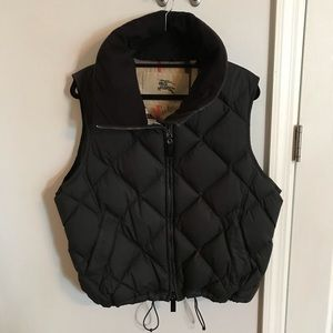 Burberry Women's Puffer Vest
